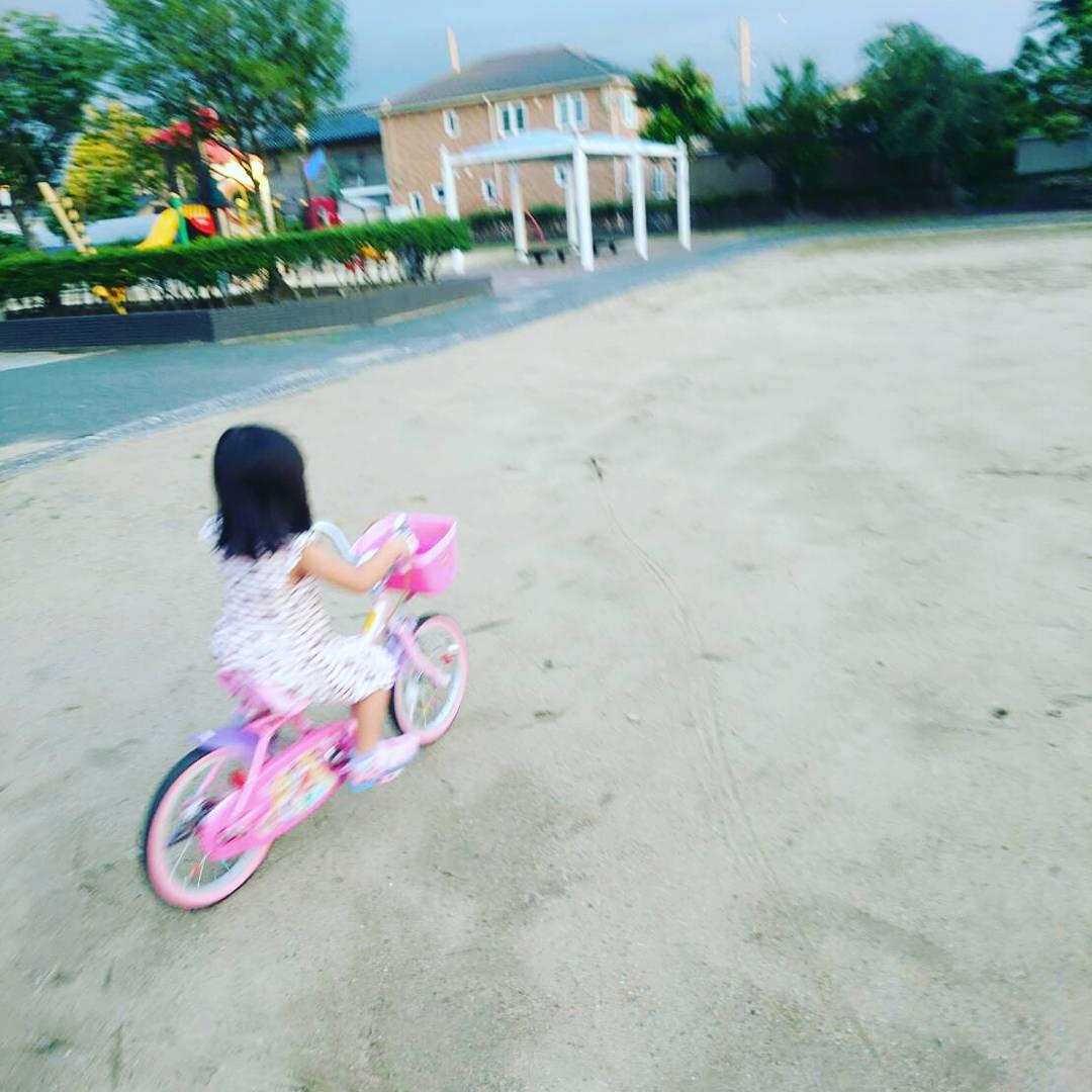 あや自転車